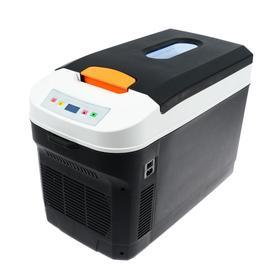 Холодильник автомобильный 25 л, 12/24/220 В, 68 Вт, -10/+65°С, LED дисплей