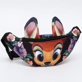 Сумка поясная текстильная, Disney