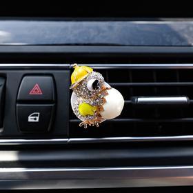 """Украшение в дефлектор автомобиля """"Птенчик"""""""