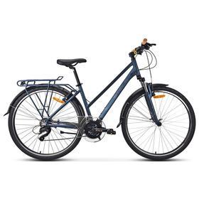 "Велосипед 28"" Stels Navigator-800 Lady, V010, цвет синий, размер 17"""