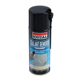 Очиститель для застывшего герметика Soudal SEALANT REMOVER, 400 мл