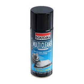 Универсальный очиститель Soudal MULTI CLEANER, 400 мл