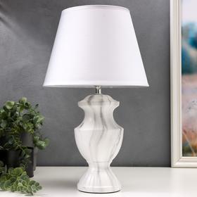 Лампа настольная 16634/1 E27 40Вт 25х25х42 см