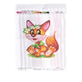 Набор для вышивания «Рыжая гостья» 30×21 см
