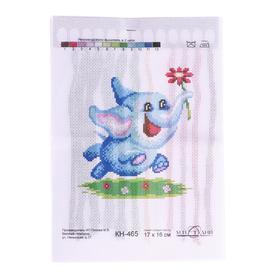 Набор для вышивания «Счастье есть» 30×21 см