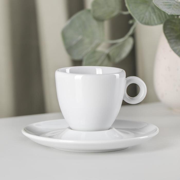 Кофейная пара Nedek, 80 мл - фото 9215917