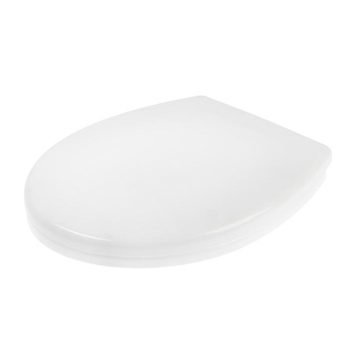 Сиденье для унитаза Aquant AQ2600-17-MR, белое - фото 9216108