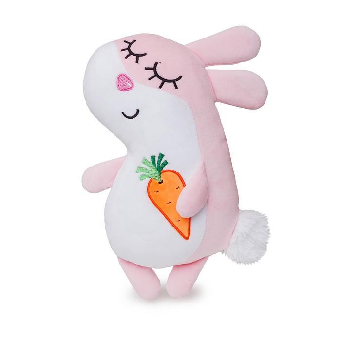 Мягкая игрушка «Зайка», 34 см - фото 9216148