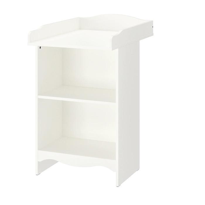 Пеленальный столик СМОГЁРА, 60х81 см, белый - фото 9216446