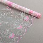 Белый-розовый