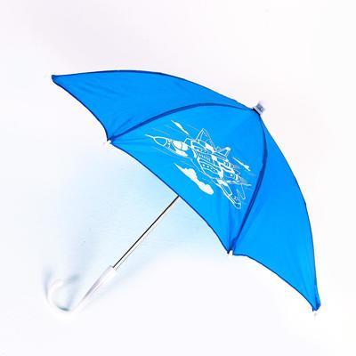 Зонт детский «Истребитель» d=52 см