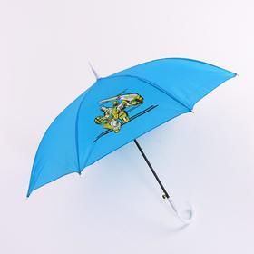 Зонт детский полуавтоматический «Робот» d=70 см