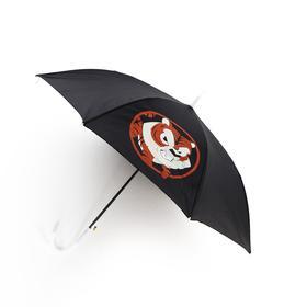 Зонт детский полуавтоматический «Тигрёнок» d=70 см