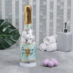 Бомбочки для ванны Prosecco Princess 20 г х 30 шт в шампанском