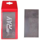 Скребок металлический RAY для мазей держания, в чехле