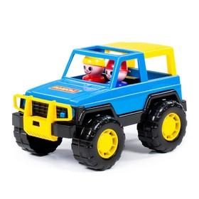Автомобиль-джип «Вояж», цвета МИКС