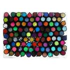 Набор маркеров профессиональных 100 цветов 0,4мм - фото 852320