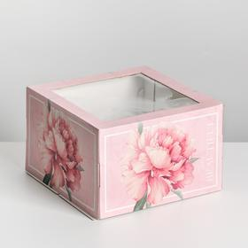 {{photo.Alt || photo.Description || 'Коробка для торта Beautiful, 30 х 30 х 19 см'}}