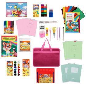 A set of first grader 40 items Calligrata