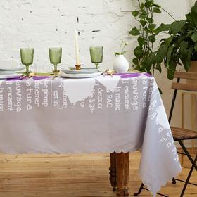 Application tablecloth