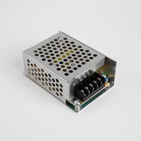 Блок питания для светодиодной ленты General, 35 Вт, 86х58х33 мм, 220-12 В, IP20