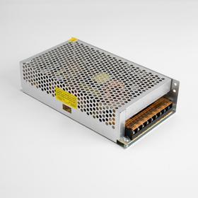 Блок питания для светодиодной ленты General, 250 Вт, 200х110х50 мм, 220-12 В, IP20