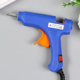 Клеевой пистолет, d стержня = 7 мм, сетевой