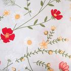 Постельное белье Этель Flower field 1.5 сп 143*215 см, 150*214 см, 70*70 см - 2 шт - фото 854493