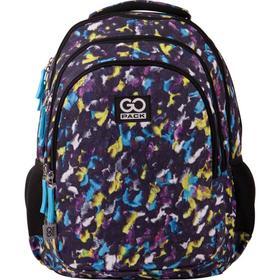 Рюкзак молодежный, GoPack 162, 44x32x18 см, эргономичная спинка, Art