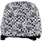Рюкзак молодёжный, Kite 903, 44 х 31.5 х 14 см, эргономичная спинка, чёрный/белый - фото 855818