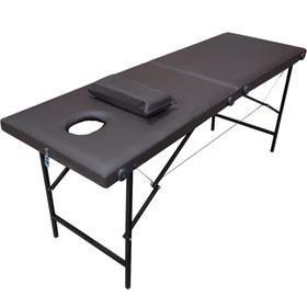 """Массажный стол """"Колибри"""" 180*60*70, цвет шоколад"""
