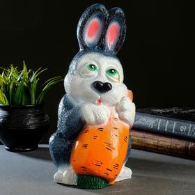 "Копилка  ""Кролик с морковью"" 31х14см"