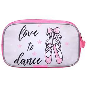 Чехол для обуви mini, ткань п/э, 25 х 13 х 10 см, цвет розовый, 301-007