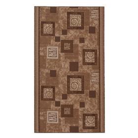 Дорожка ковровая 1563/а5 цвет 103 120х200 см, войлок, ПА 100%