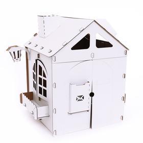 Конструктор Картонный домик «Прайм»