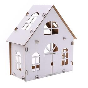 Конструктор из картона Картонный домик «Сицилия»