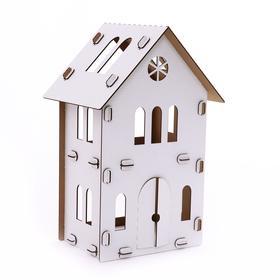 Конструктор из картона Картонный домик «Брюгге»