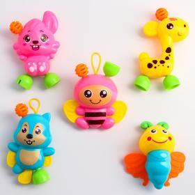 Набор погремушек «Давай играть 2», 5 игрушек