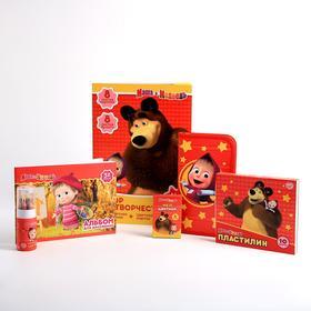 Подарочный набор, Маша и медведь