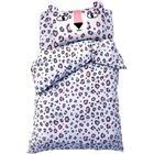 Постельное белье Этель 1,5 сп Happy leopard 143х215 см, 150х214 см, 50х70 см -1 шт - фото 858957