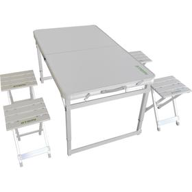 Набор туристический Аtemi ATS-450 (Alu) стол и 4 стула