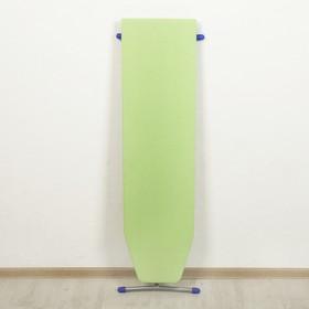 Доска гладильная «Эконом», 106,5×29 см, ДСП, два положения высоты (70,80 см), рисунок МИКС - фото 4636197