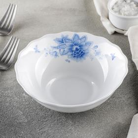 {{photo.Alt || photo.Description || 'Салатник Доляна «Синий бриз», d=15,5 см, цвет белый'}}