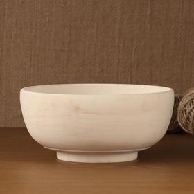 Billet bowl, big, without painting 18x7.5 cm