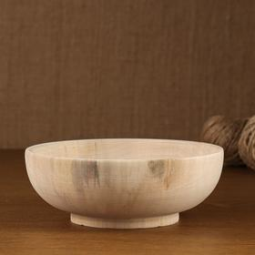 Billet bowl, without painting 16,5x6 cm