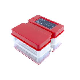 Инкубатор автоматический «Птичий двор» MAX-140, автоматический переворот яиц, овоскоп
