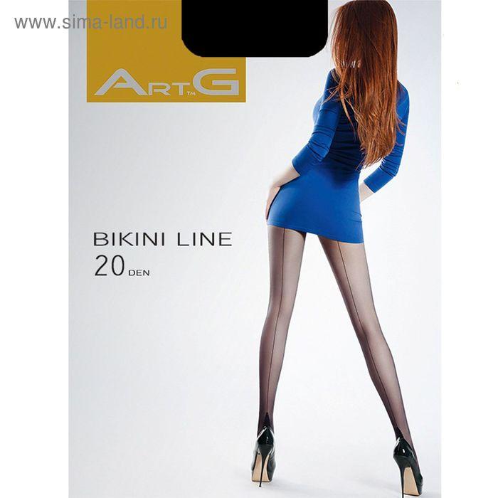 Колготки женские ARTG BIKINI LINE 20 (nero, 4)