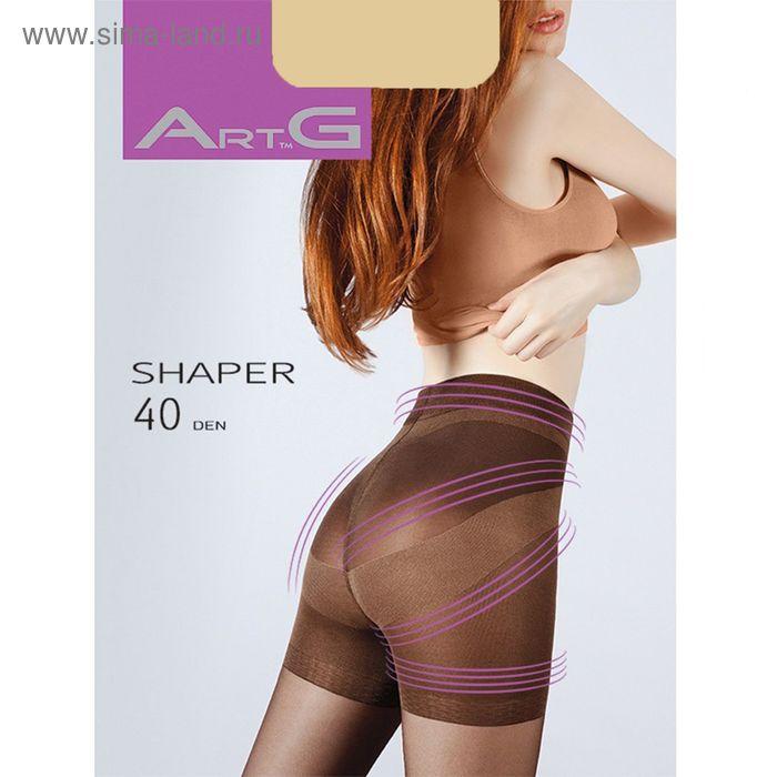 Колготки женские ARTG SHAPER 40 (daino, 2)