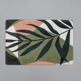 Коврик Доляна «Тропики», 40×60 см