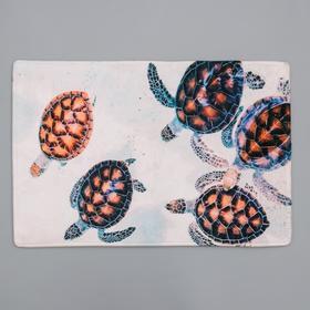 Коврик Доляна «Морской», 40×60 см